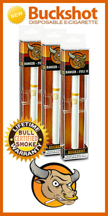 Vanilla flavored electronic cigarette